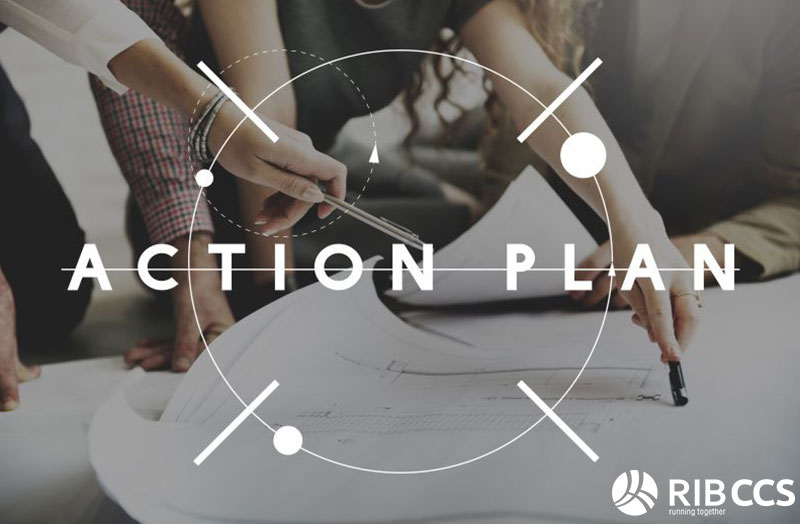 The construction management plan should always be developed using a five-phase approach.