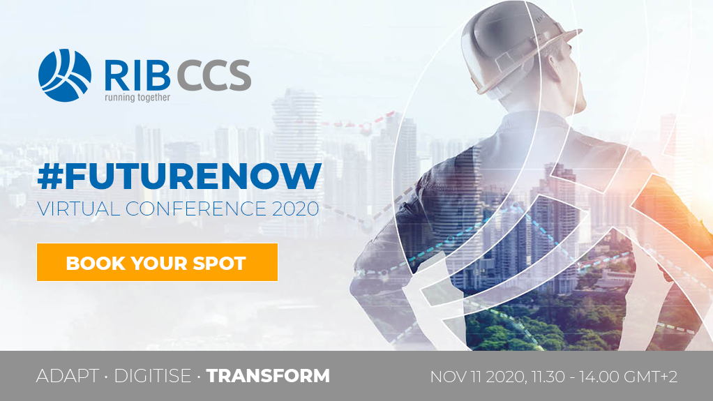 RIBCCS #FutureNow Virtual Conference Invitation