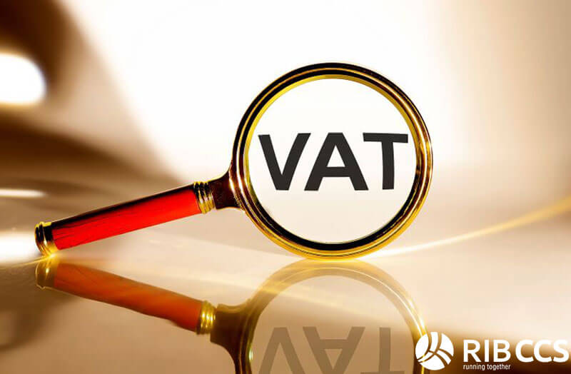 RIB CCS BuildSmart caters to the premise that VAT is intended to be borne by the end-user. This means VAT already paid along the way is deducted in real time, with users able to accurately rec-ord and report the net tax value that is due to be paid/received