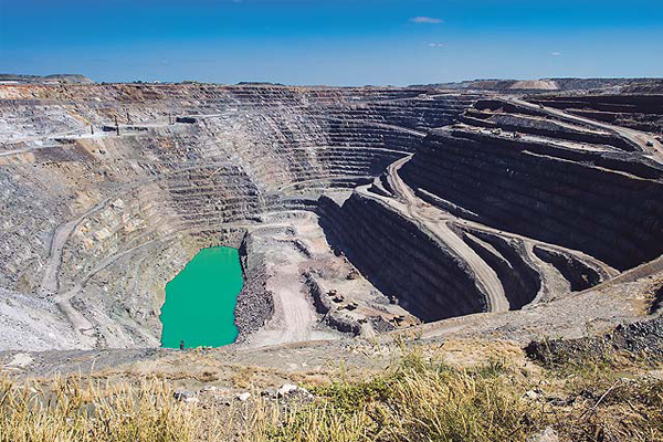 Venetia Diamond Mine